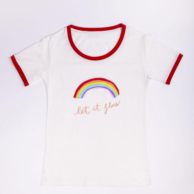 Camiseta Arcoíris