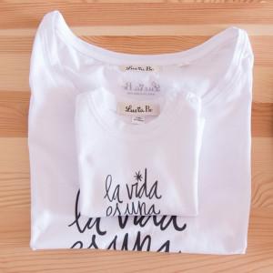 Camiseta Verbena Niña