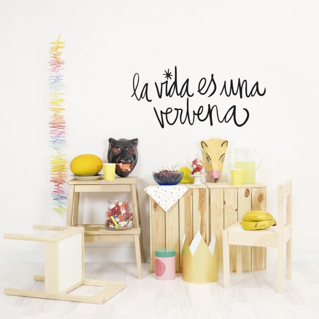 Vinilo Verbena