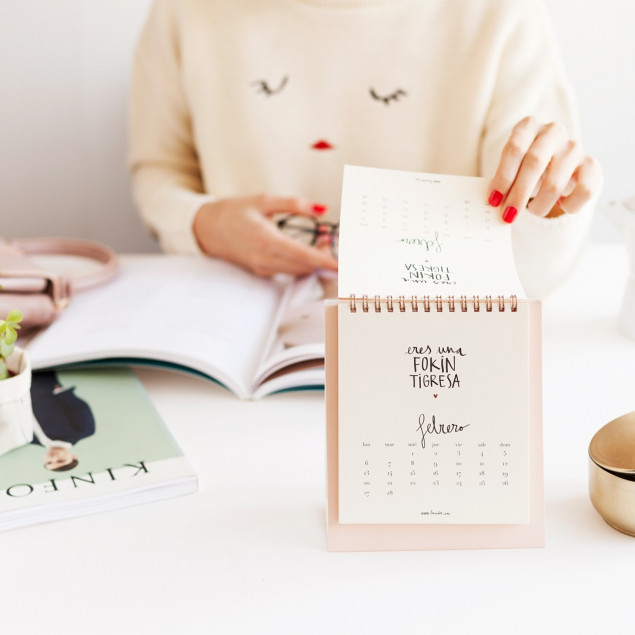 Calendario 2017 escritorio
