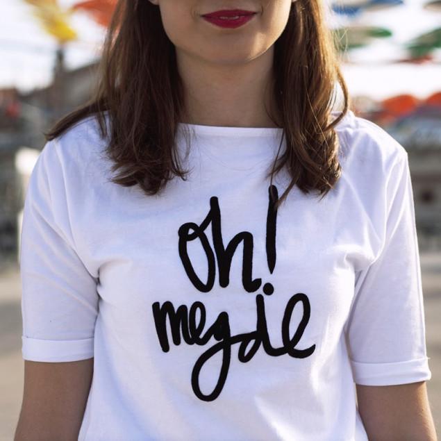 Camiseta Oh! Megde