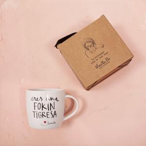 Taza tigresa