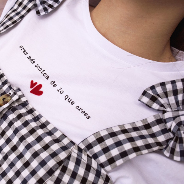 Camiseta Eres Más Bonica