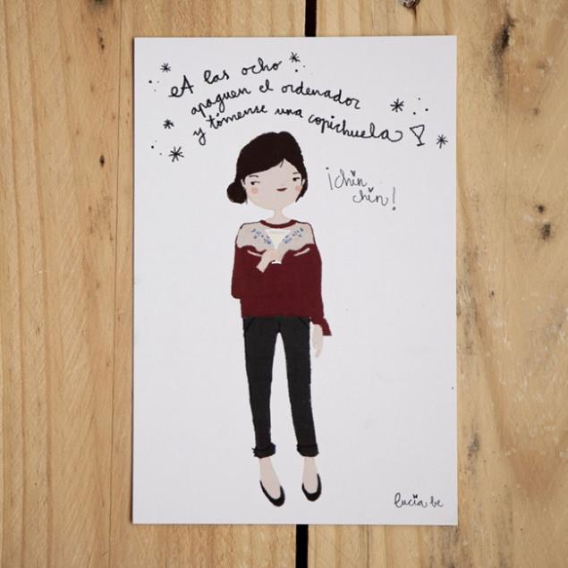 postales de la semana