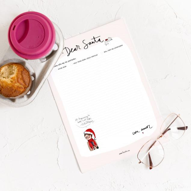 Carta Dear Santa