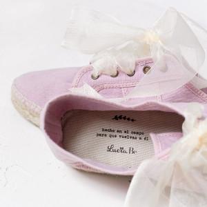 Las Zapatillas de la novia