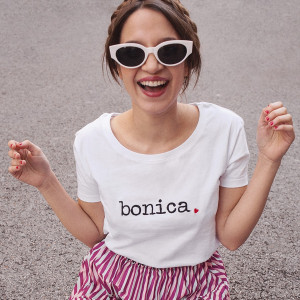 Camiseta Bonica Primavera