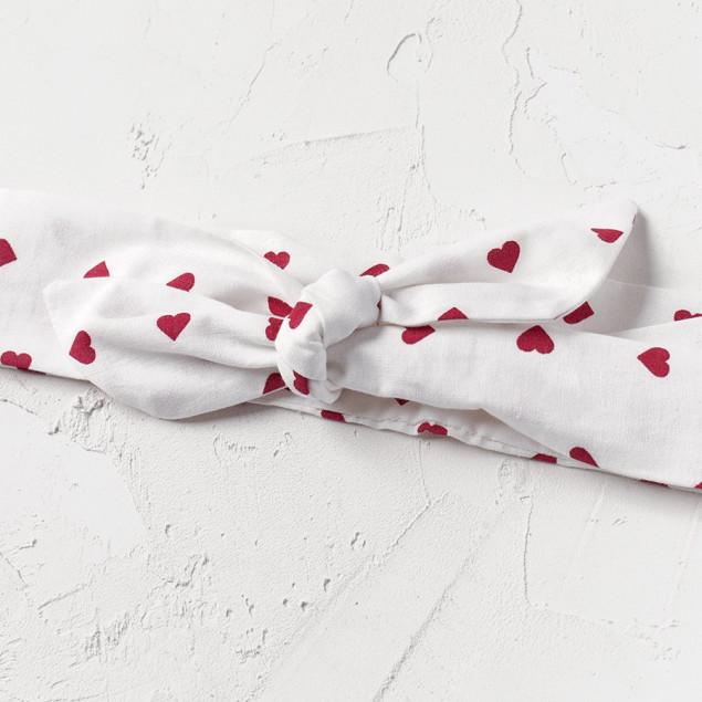 Bandeau de corazones - Claire