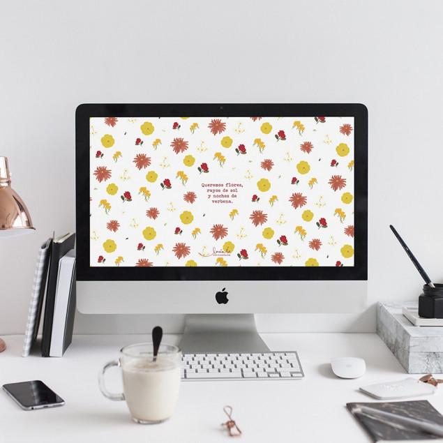 Wallpaper Primavera para el ordenador