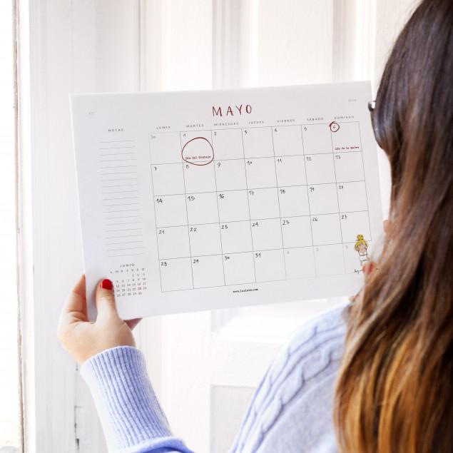 Planificador Mayo - Agosto 2018