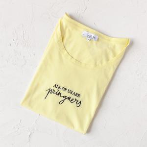 Camiseta pringuer