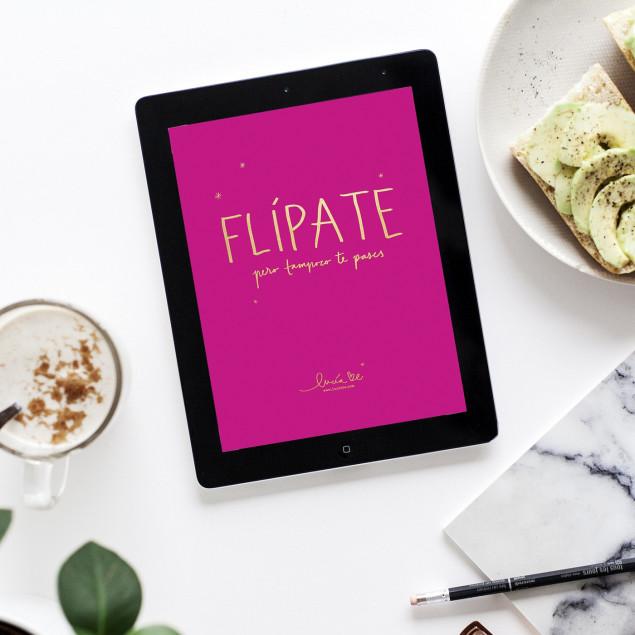 Flípate Wallpaper Tablet