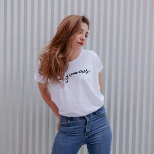 Camiseta Tal y Como Eres