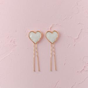 Horquillas Corazón