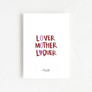 Lámina descargable Mother Lover
