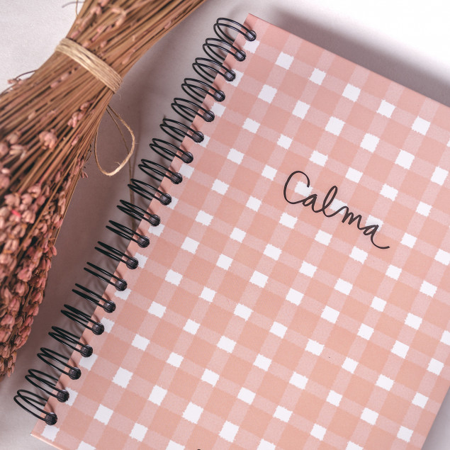 Calma Bullet Journal