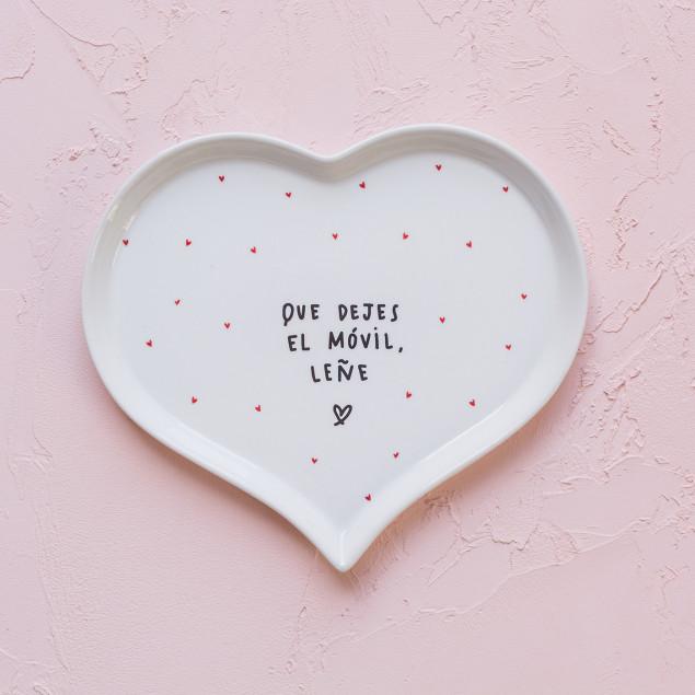 Plato Corazón