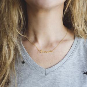 Collar Bonica Dorado