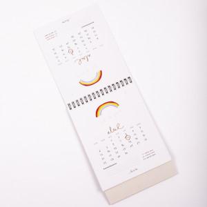 Pack Agenda y Calendario 2020